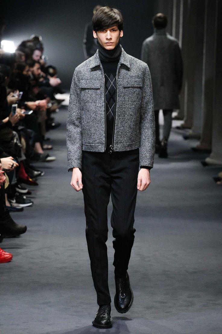 Neil Barrett Fall 2015 Menswear - Collection - Gallery - Style.com