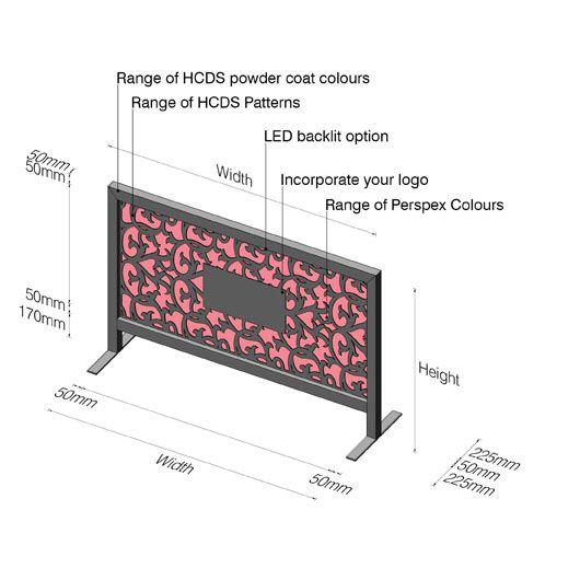 HCDS screen
