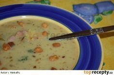 Hrášková polévka podle Pohlreicha