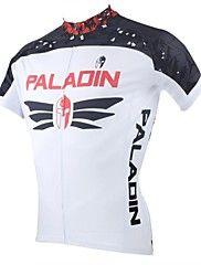 PALADIN®+Koszulka+rowerowa+Męskie+Z+krótkim+rękawem+Rower+Oddychający+/+Quick+Dry+/+Ultraviolet+Resistant+Koszulka+/+Topy+100%+Polyester+–+EUR+€+38.40