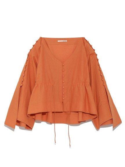 Linen Blouse(ブラウス) styling/(スタイリング) ファッション通販 ウサギオンライン公式通販サイト
