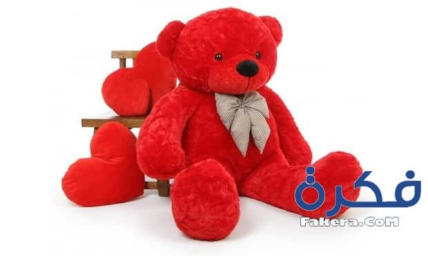 رسائل عيد الحب 2021 احلى تهنئة كلمات بمناسبة الفلانتين وعيد الحب موقع فكرة Teddy Bear Teddy Giant Teddy Bear