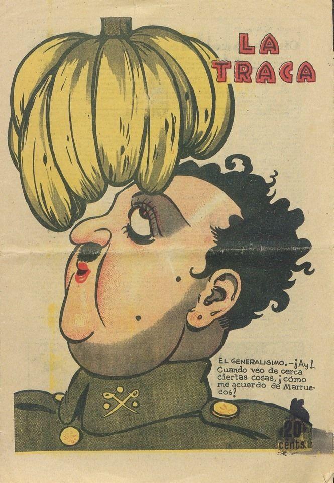 Cuando Franco era travesti: Valencia rescata 200 ejemplares de 'La Traca'