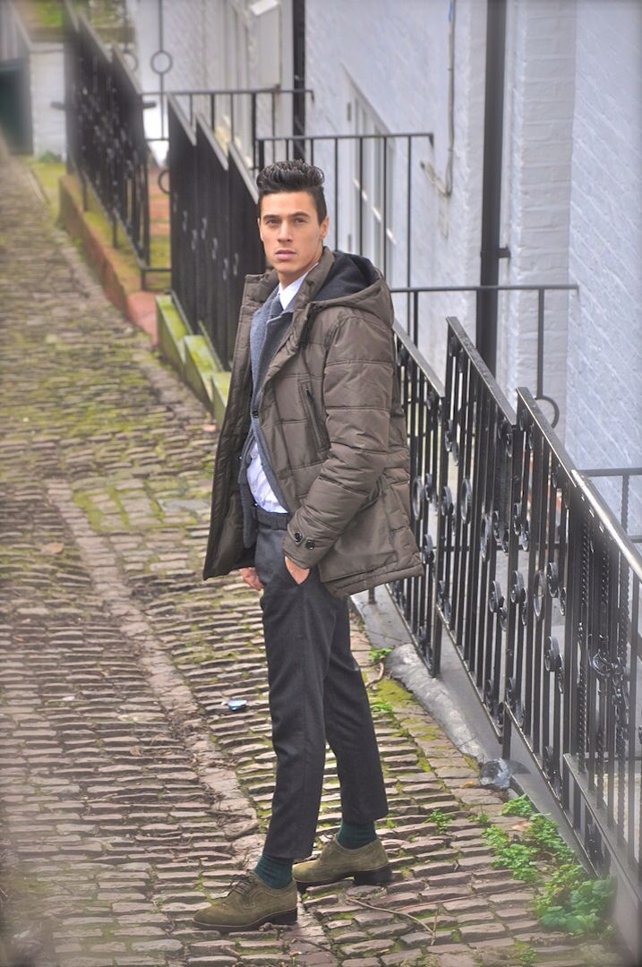 "Preview of the next look ""Walk in Hampstead"" COSMOPOLITE STYLE, men's fashion blog : http://www.cosmopolitestyle.com"