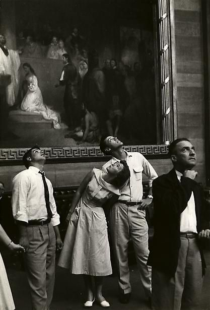 Henri Cartier-Bresson - The Capitol, Washington D.C. 1957
