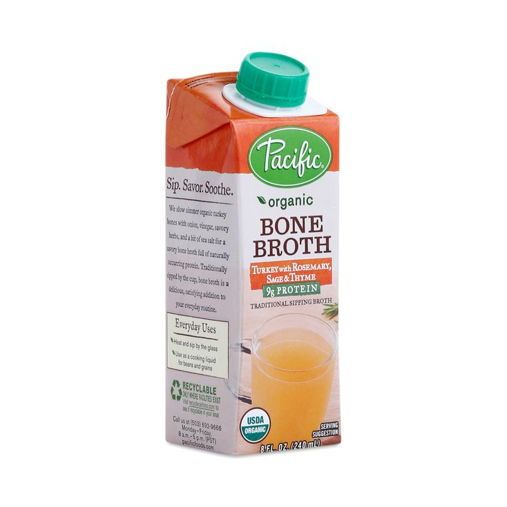 Organic Turkey Bone Broth by Pacific Foods  Thrive Market is my new favorite place to find healthy, natural products. Join me and save hundreds on your grocery bill every month-- never pay premiuim prices for premium products again!   25% off order code  http://thrv.me/F1MTJQ