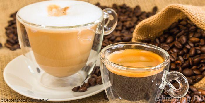Кофе с маслом для похудения рецепт