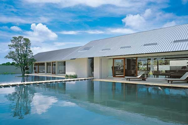 17 Best Images About Beautiful Homes With Metal Roofs On