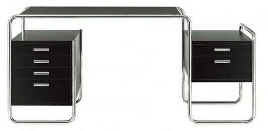 Desk by Marcel Breuer