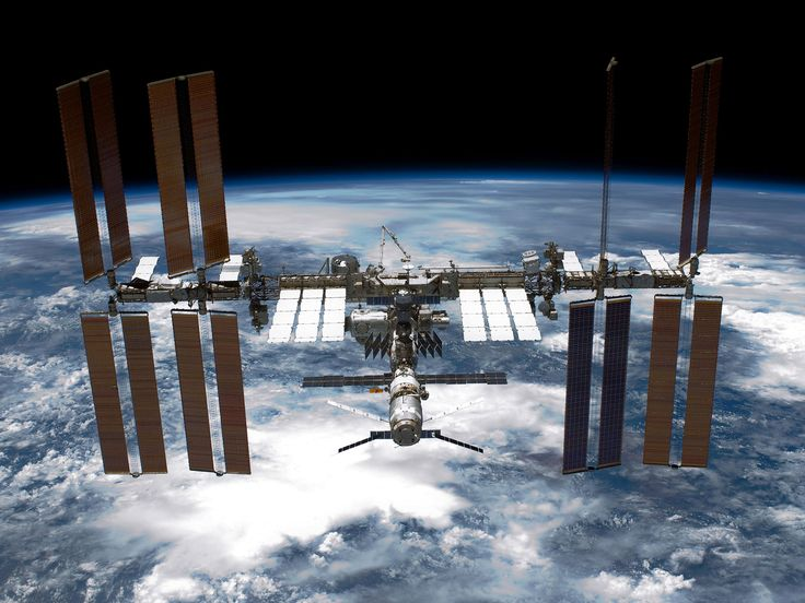 05/10/2013 - NASA has insisted that the crew of the International Space Station are safe despite a radiator leak in its power system.