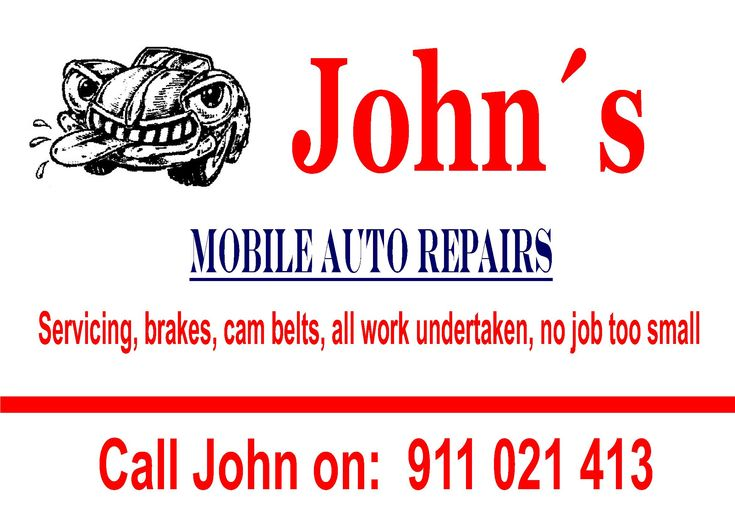 how to start a mobile mechanic business