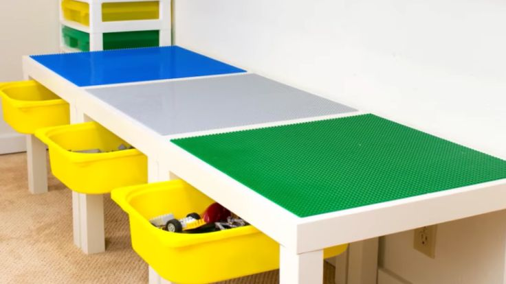 best 25 lego table ikea ideas on pinterest lego table diy lego table and lego station. Black Bedroom Furniture Sets. Home Design Ideas