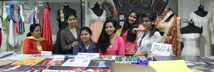 Post Graduate Diploma in Fashion Designing  Post Graduate Diploma in Fashion Designing is a Diploma level Fashion Designing course. In the current competitive environment, a fashion designer needs to be equipped with knowledge, skills and professional attitude to give shape to creative ideas through technical interpretation.