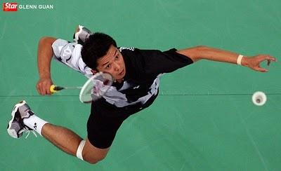 Taufik Hidayat, Indonesia's badminton player