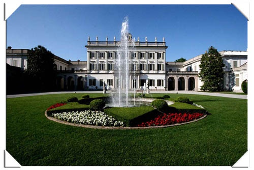 Wedding in Italy - Villa Borromeo