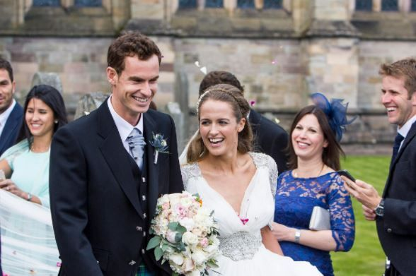 Andy Murray and wife Kim welcome second baby girl