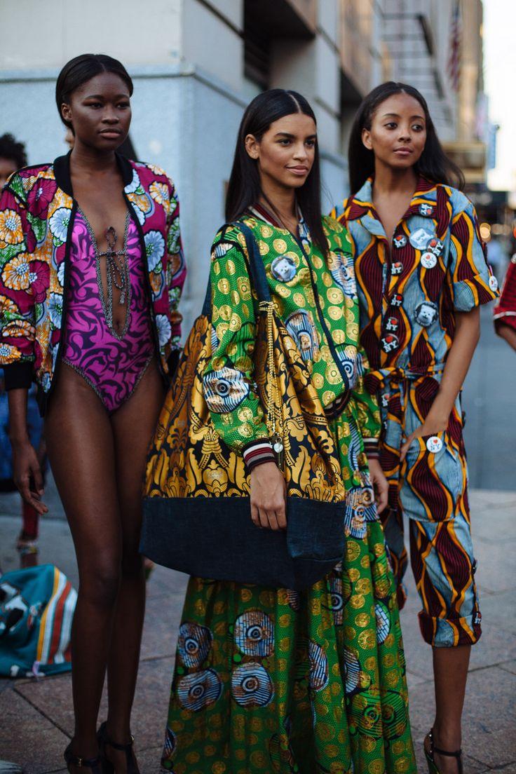 estilo de la calle Semana de la Moda de Nueva York                                                                                                                                                      Más