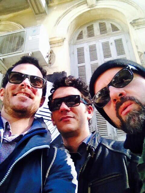 Με τον Shantel στην Αθήνα!