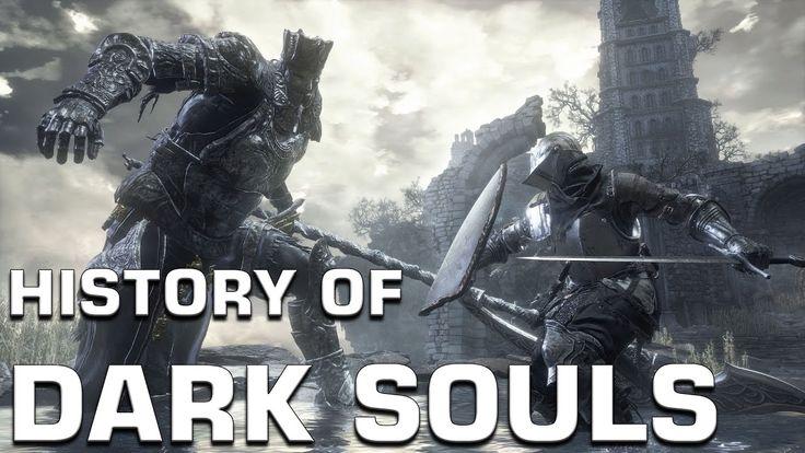 History of Dark Souls (2009-2016)