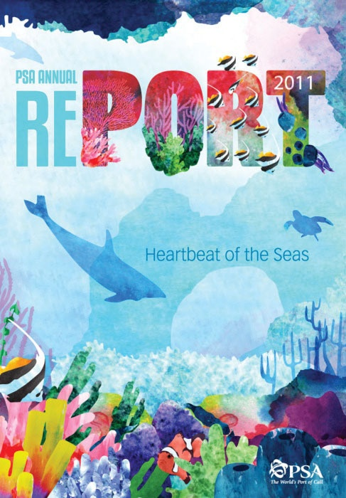 PSA - Annual Report 2011 | Heartbeat of the Seas