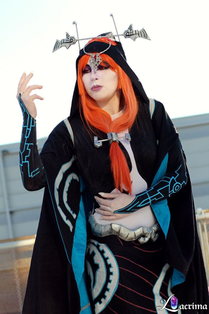 Midna true form cosplay The legend of Zelda twilight Princess  Follow me Blu-Grace98 in Instagram and Facebook