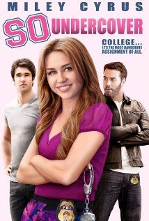 Don't waste your time!  So Undercover (2012) http://www.imdb.com/title/tt1766094/?ref_=sr_1