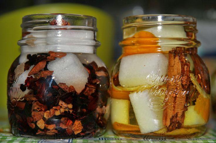 Tati, Cocò e Mamma in cucina: Zuccherini alcolici