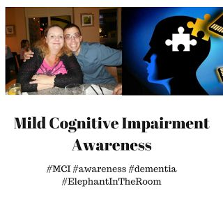 The Mummy Dementia Blog: Living with Mild Cognitive Impairment: An Interview with Dementia Mummy and her Husband
