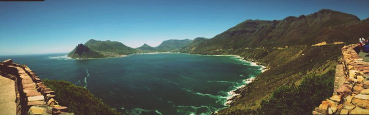 Chapmans Peak, Cape Town.