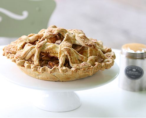 California Bakery's Apple Pie