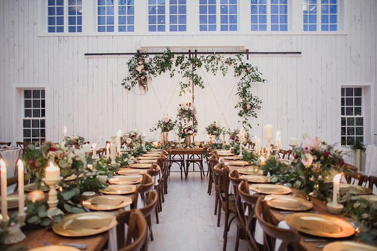 Photography : Shaun Menary Photography   Venue : White Sparrow Barn   Floral Design : Blooming Accents Read More on SMP: http://www.stylemepretty.com/texas-weddings/dallas/2016/03/31/rustic-white-sparrow-barn-wedding/