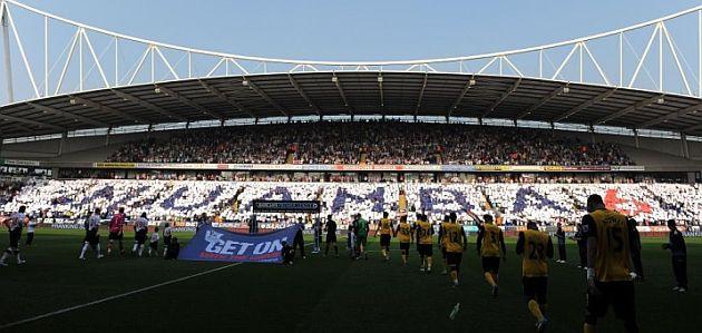 Bolton Wanderers, Reebok Stadium