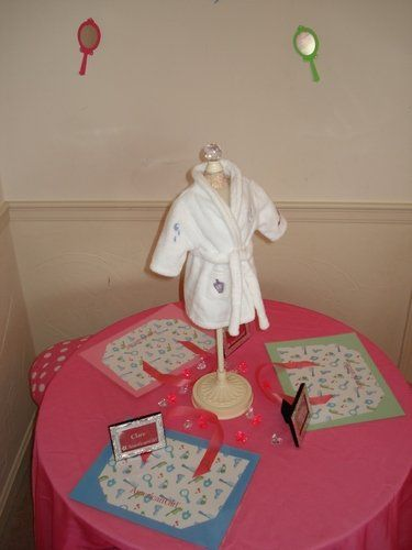 American Girl Spa Party (5th Birthday) - CafeMom