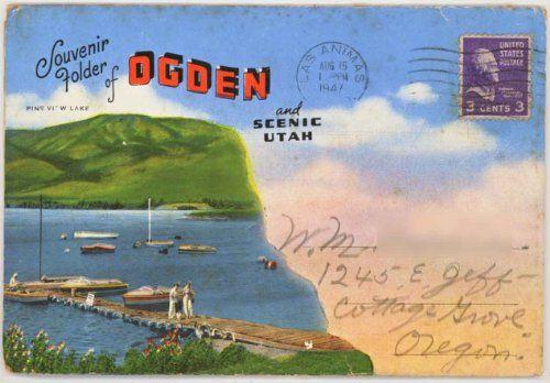 Ogden Utah (1940's Souvenir Postcard Folder) #15404C by Brigham Young http://www.amazon.com/dp/B00JHI59DY/ref=cm_sw_r_pi_dp_A6gnvb0CW34D6