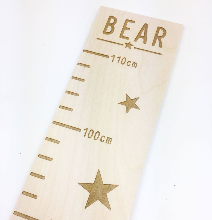 Wooden Wall Growth Chart, Wood Ruler, Growth Chart , Boys Height Chart, Girls Height Chart, Growth Ruler, Kids Growth Chart by HopwoodLaserDesigns on Etsy https://www.etsy.com/uk/listing/572803957/wooden-wall-growth-chart-wood-ruler