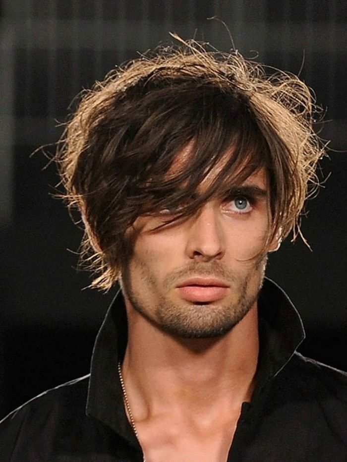 2014 Layered Long Hairstyles For Men | Long hair styles ...