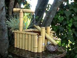 cmo hacer una fuente de bamb estilo kill bill
