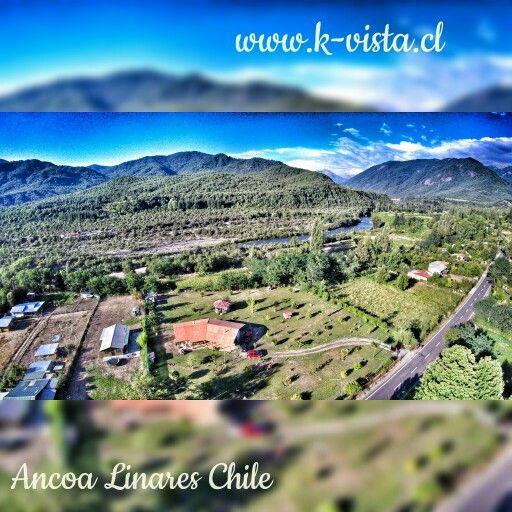Ancoa. Linares Chile