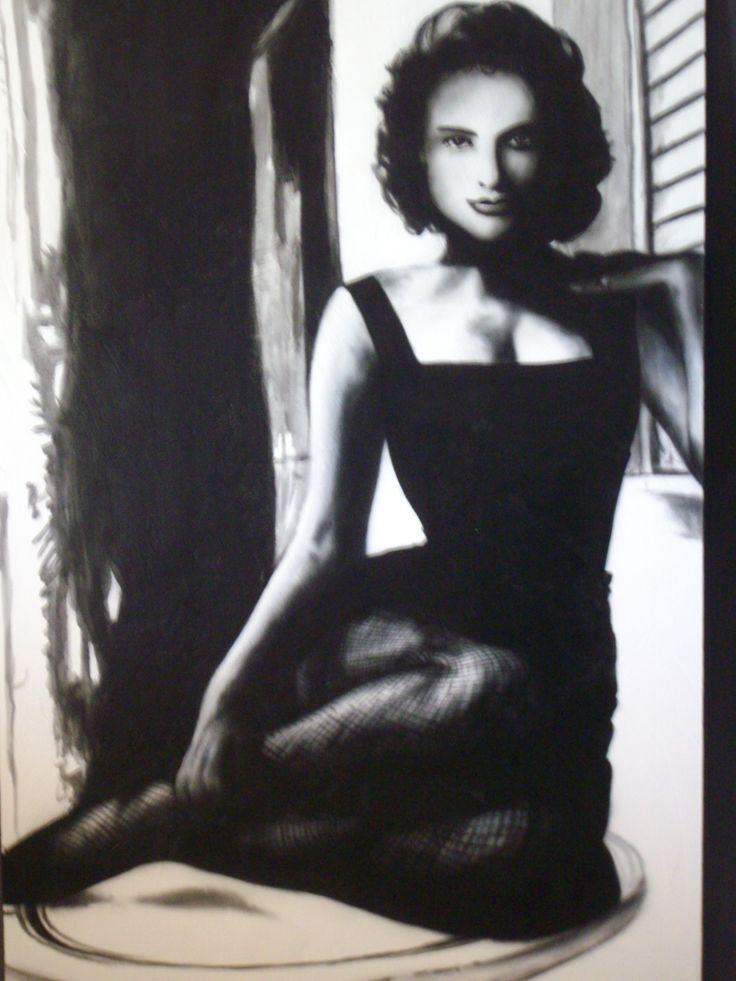 1000mm x 1500mm painting,  price $990