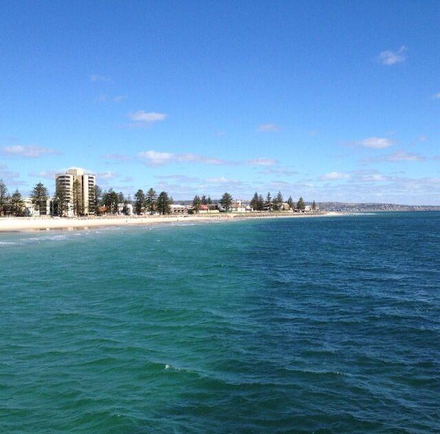 Let's go to the sea-side (Glenelg Beach - Adelaide, South Australia)