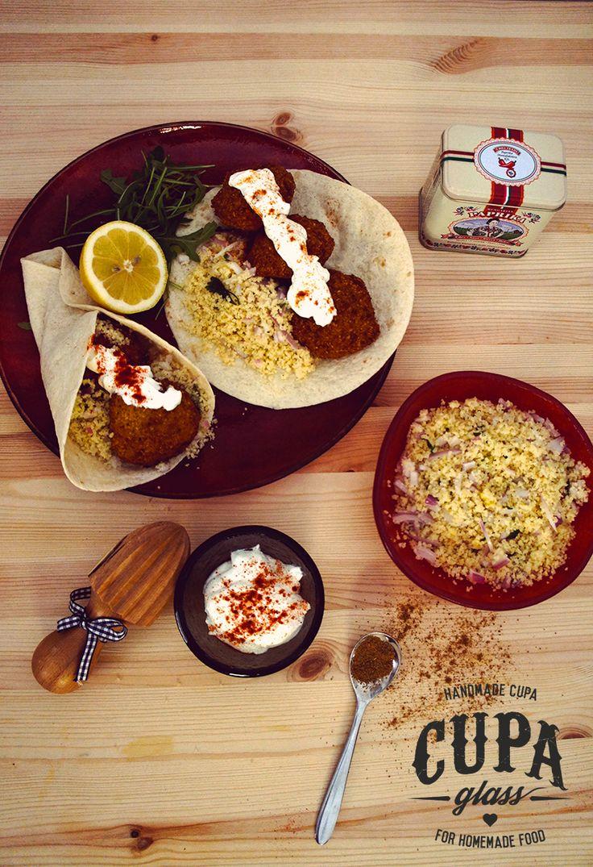 #Yummy #homemade #falafel