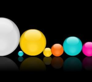 FREE Noise Meter~ The more noise the more the balls bounce. Challenge your students to get the balls to remain completely still! Cool visual and positively reinforcing!