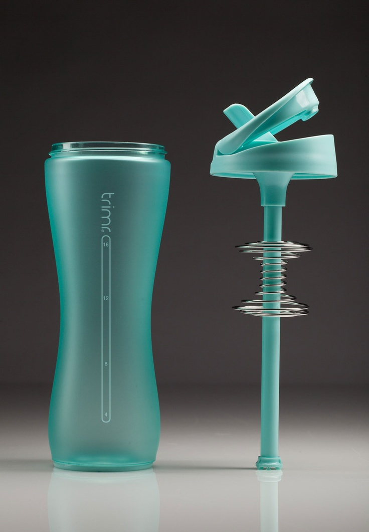 trimr bottle, mint, water bottle, shaker bottle, sexy bottle