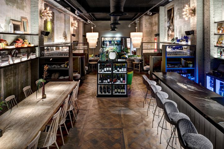 Jaime Beriestain concept store & café, Barcelona – Spain