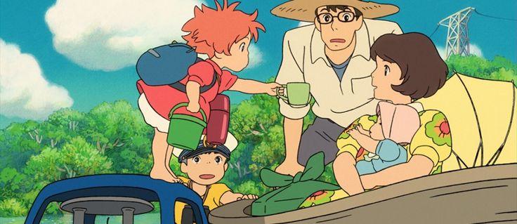 Visite de Tomonoura, la ville qui a inspiré « Ponyo sur la falaise » du studio Ghibli