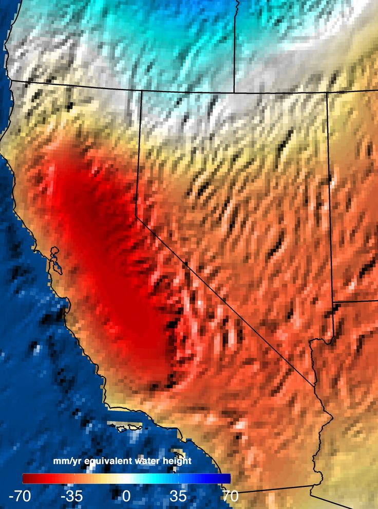 Analysis 11 Trillion Gallons to Replenish California
