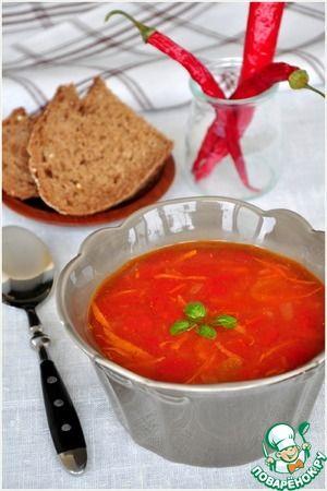 Куриный суп с чечевицей по мотивам Шороба Адас       Филе куриное — 200 г     Лук красный — 1 шт     Сельдерей черешковый (черешок) — 1 шт     Морковь — 1 шт     Томаты в собственном соку (или свежие) — 400 г     Чечевица (красная ) — 150 г     Вода — 1,5 л     Перец чили (по вкусу)     Куркума (1-2 ст.л )     Кардамон (2 капсулы)     Чеснок — 2 зуб.     Соевый соус — 100 г     Соль (морская по вкусу)     Сахар коричневый — 1 ст. л.     Масло оливковое — 2 ст. л.