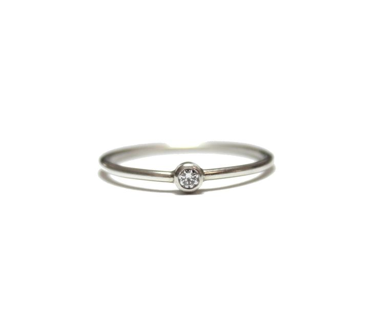 Diamond Ring 3 (2,5 mm diamond)