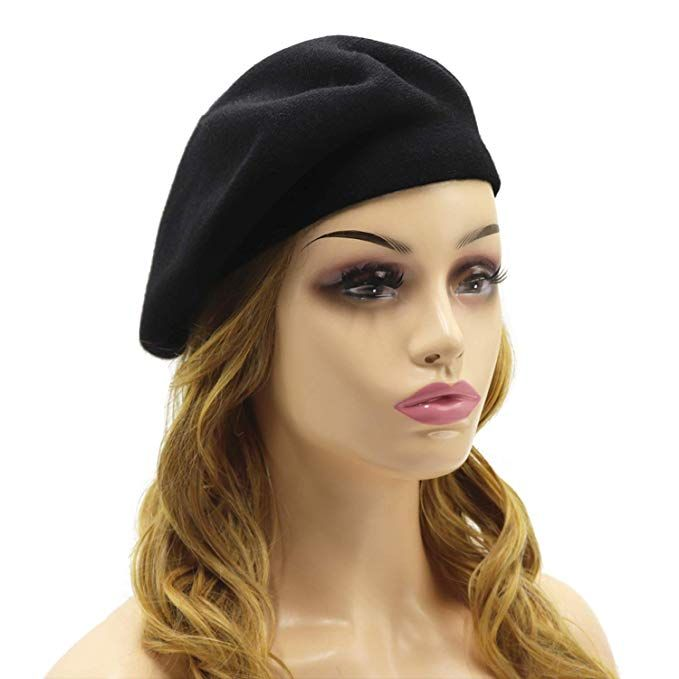 1884ba02f1c69 French Beret Hat