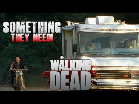 The Walking Dead Season 7 Episode 15 Something They Need - Video Predict...
